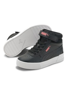 Puma Carina Mid Sneaker (Toddler & Little Kid)