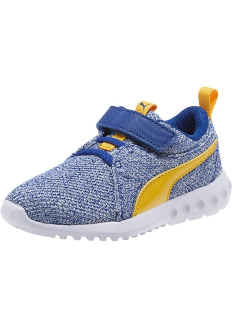 1742e67ee3c27 Puma Carson 2 Bold Knit V Preschool Sneakers   Shoes