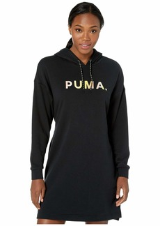 Puma Chase Hooded Dress
