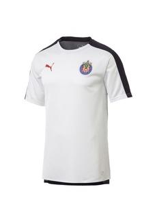 509714e1442 Puma PUMA Men's FIGC Italia Home Shirt Authentic Evoknit with ...