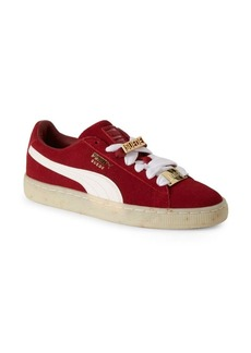 Puma Classic B-Boy Suede Low-Top Sneakers