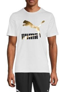 Puma Classic Logo Short Sleeve T-Shirt