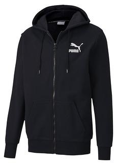 Puma Classic Logo Zip Cotton Hoodie