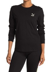 Classic Puma Long Sleeve Shirt
