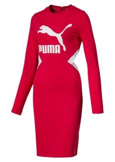 Puma Classics Logo Tight Dress