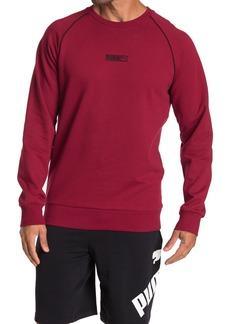 Puma Classics Raglan Sleeve Sweatshirt