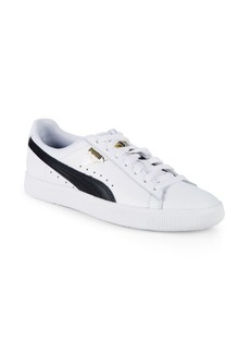 Puma Clyde Core Low-Top Sneakers