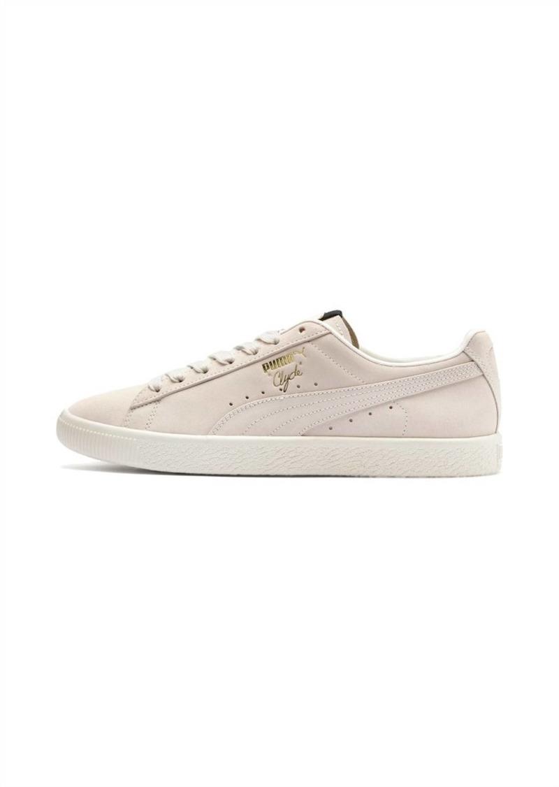 Puma Clyde Fedora Sneakers