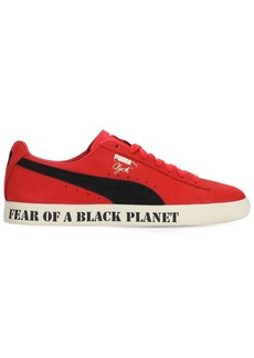 Puma Clyde X Public Enemy Sneakers