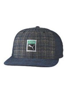 Puma Coal Tone Magic Fit Fitted Hat
