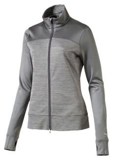 Colorblock Full-Zip Golf Jacket