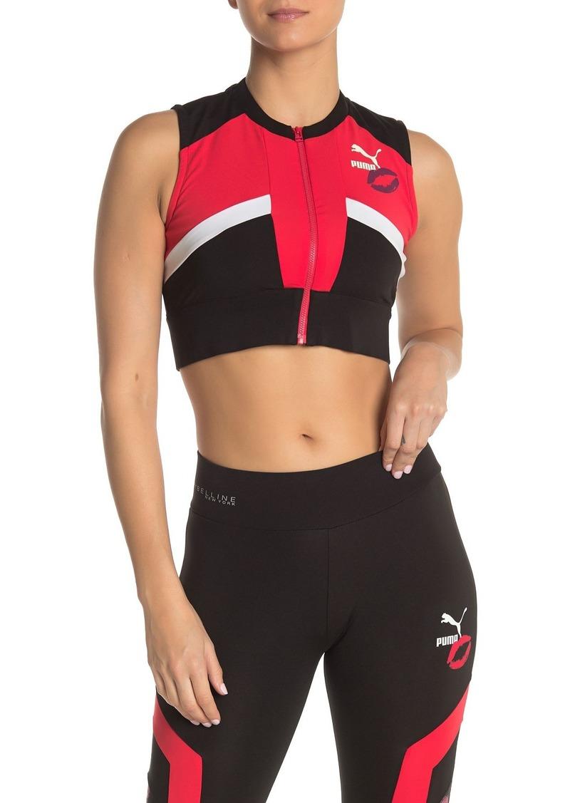 Puma Colorblock Sports Bra