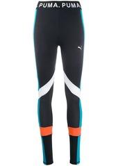 Puma colour block sports leggings