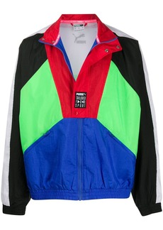 Puma colour block track jacket