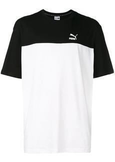 Puma contrast logo T-shirt