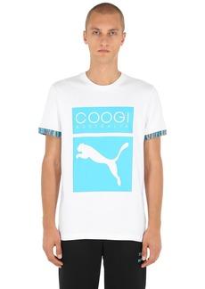 Puma Coogi Logo Cotton Jersey T-shirt