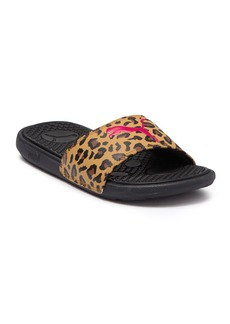 Puma Cool Cat Leopard Slide Sandal