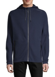 Puma Cotton Hooded Jacket