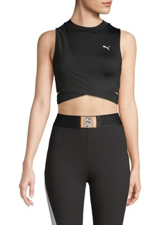 Puma Crossover Cropped Top
