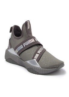 Puma Defy Mid Bling Sneaker (Big Kid)