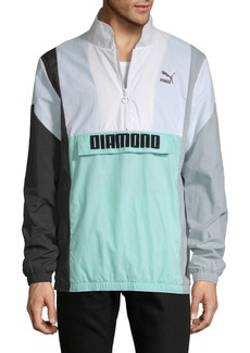 Puma Diamond Logo Jacket