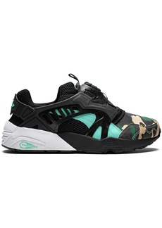 Puma disc blaze night jungle sneakers