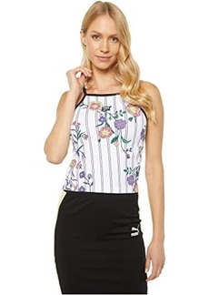 Puma Downtown All Over Print Tight Tank Top