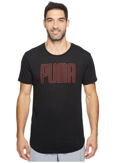 Puma Dri-Release Novelty Graphic Tee