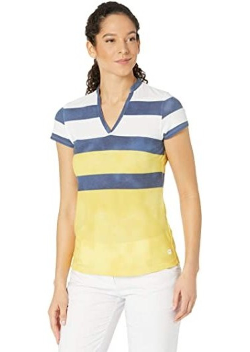 Puma Dye Stripe Polo