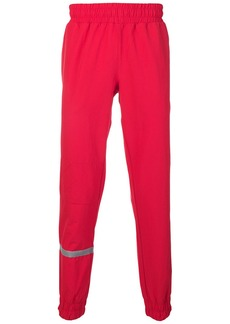Puma elasticated track trousers