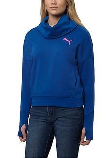 Elevated Rollneck Sweatshirt