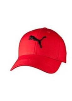 Puma Embroidered Cat Snapback Hat