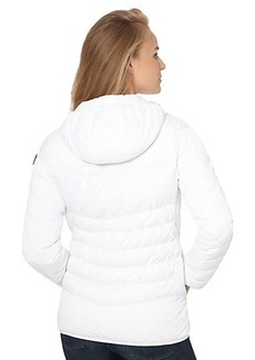 ESS Hooded Down Jacket