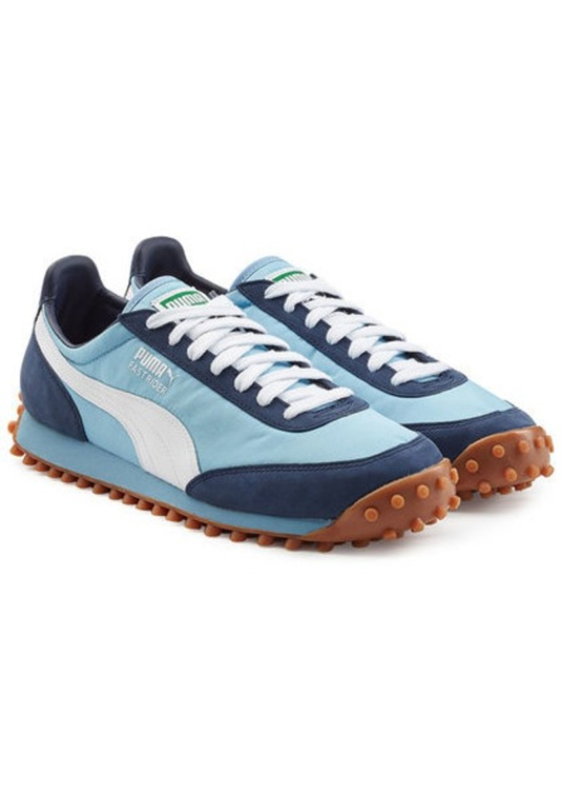 Puma Fast Rider OG Sneakers with Leather