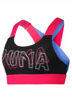 Puma Feel It Women's Mid Impact Bra