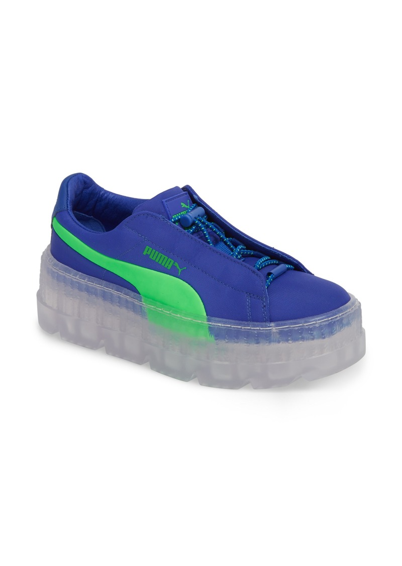 best cheap 4fef7 f993a FENTY by Rihanna Cleated Creeper Sneaker