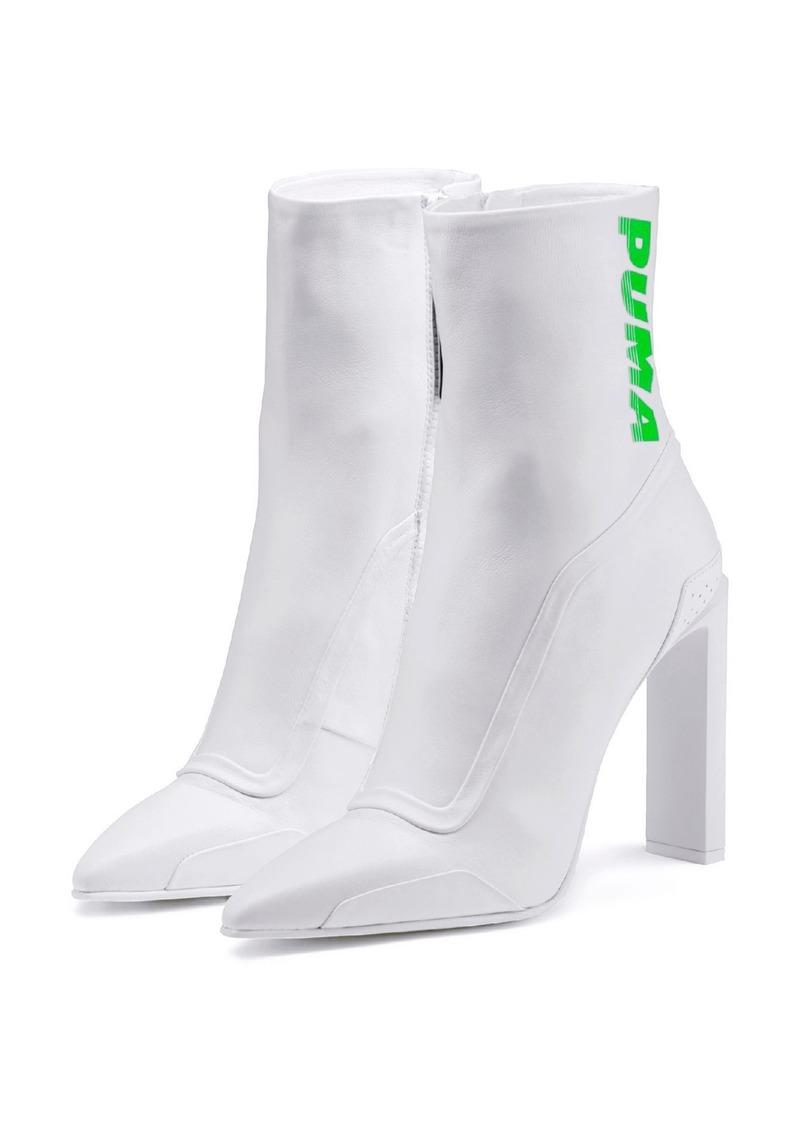 half off f0d1d 172f5 On Sale today! Puma FENTY PUMA by Rihanna Logo Pointy Toe Boot (Women)
