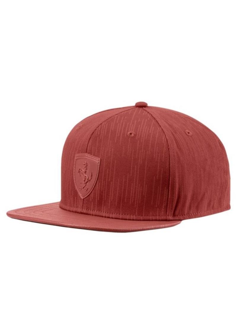finest selection a2548 46987 Puma Ferrari Lifestyle Flat Brim Hat