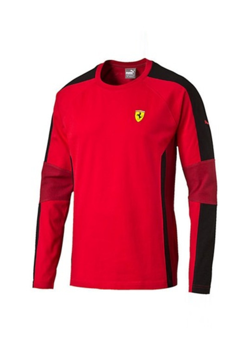 ferrari sleeve shirt products front replica team jersey puma official short