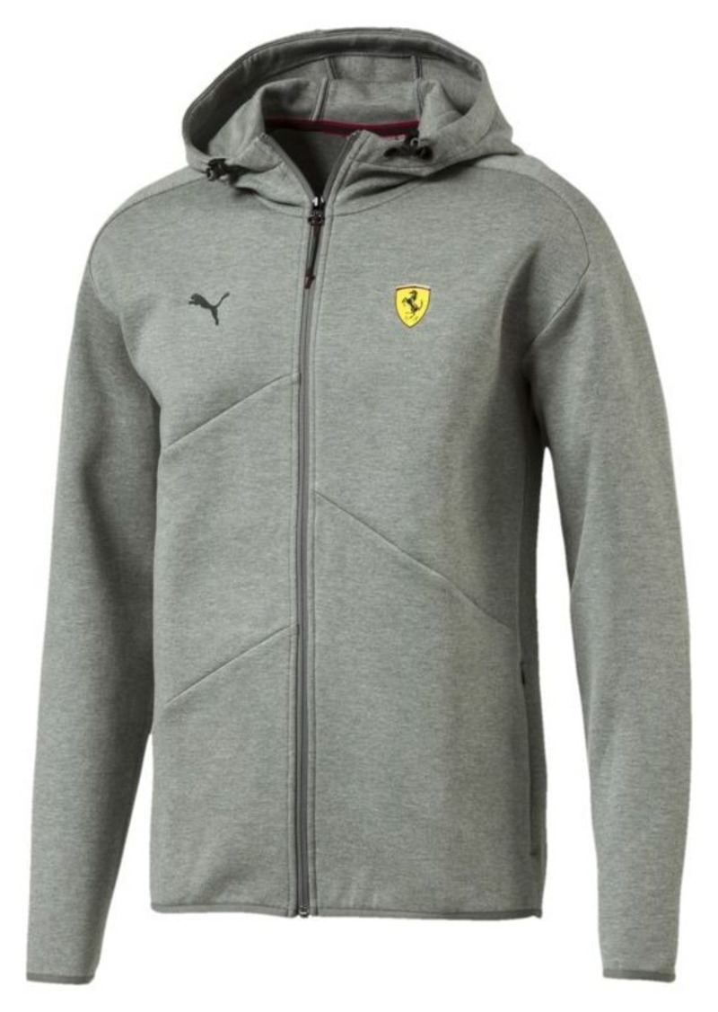 5a20f5886bcd Puma Ferrari Men s Hooded Sweat Jacket