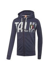 Puma FIGC Italia Azzurri Zipthrough Hoodie
