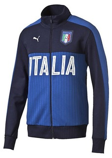 Puma FIGC Italia Fanwear Track Jacket