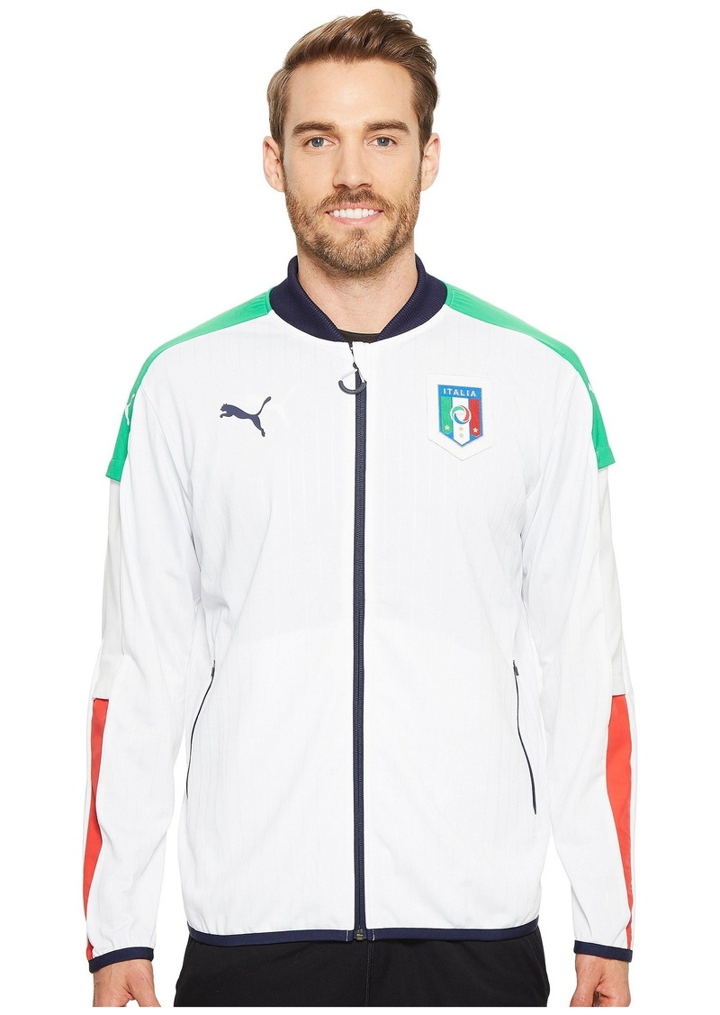 212a7daad742 On Sale today! Puma Figc Italia Stadium Jacket