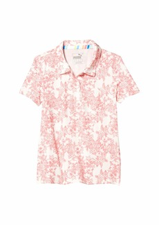 Puma Floral Polo (Little Kids/Big Kids)