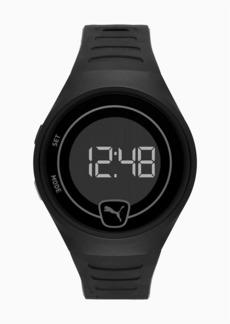 Puma Forever Faster Black Digital Watch