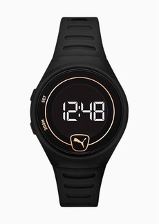 Puma Forever Faster WH Black Digital Watch