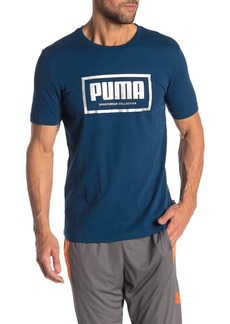 Puma Front Graphic Short Sleeve T-Shirt
