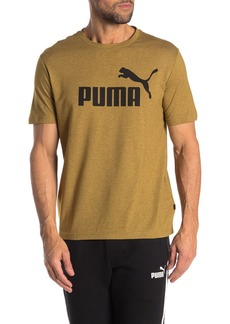 Puma Front Logo Heather T-Shirt