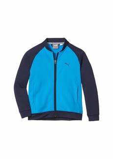 Puma Full Zip Jacket (Big Kids)