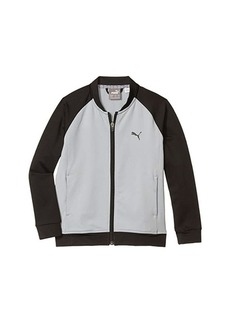 Puma Full Zip Jacket (Big Kids)